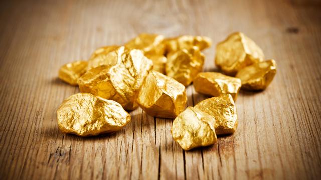 Spéculer sur l'or